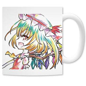 東方Project Ani-Artマグカップ(フランドール・スカーレット)