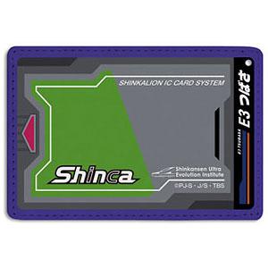 新幹線変形ロボ シンカリオン シンカリオン Shincaデザイン フルカラーパスケース E3つばさVer.