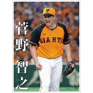 菅野智之(読売ジャイアンツ) 2019年カレンダー
