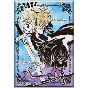 Fate/Grand Order Design Produced by Sanrio スクエア缶バッジ アルトリア&アルトリア(オルタ)