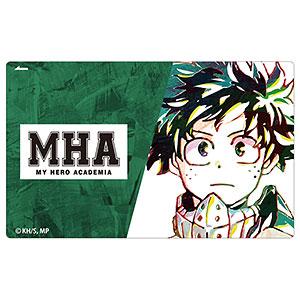 僕のヒーローアカデミア Ani-Art カードステッカー(緑谷出久)