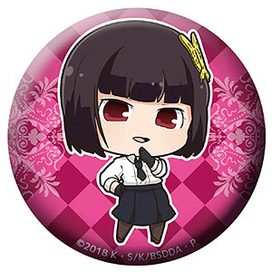 『文豪ストレイドッグス DEAD APPLE』 カナちび缶バッジ 与謝野晶子