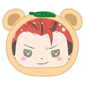 あんさんぶるスターズ!×サンリオキャラクターズ おまんじゅうにぎにぎマスコット 19.鬼龍紅郎