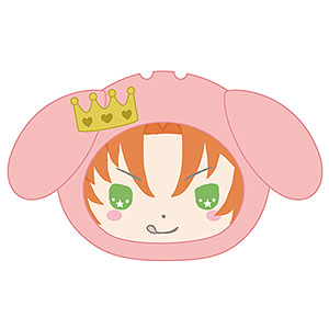 あんさんぶるスターズ!×サンリオキャラクターズ おまんじゅうにぎにぎマスコット 21.月永レオ
