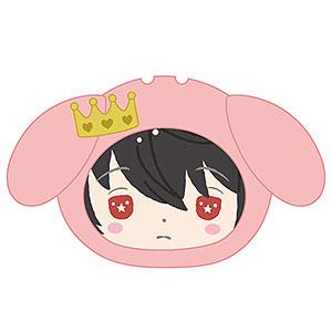 あんさんぶるスターズ!×サンリオキャラクターズ おまんじゅうにぎにぎマスコット 23.朔間凛月