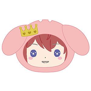 あんさんぶるスターズ!×サンリオキャラクターズ おまんじゅうにぎにぎマスコット 25.朱桜司