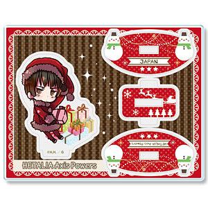 ヘタリア Axis Powers ゆらっとアクリルフィギュア Ver.2 デザイン15(日本/クリスマス)