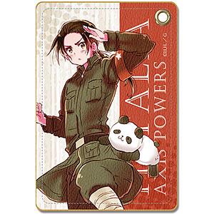 ヘタリア Axis Powers レザーパスケース デザイン03(中国)