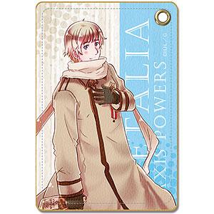 ヘタリア Axis Powers レザーパスケース デザイン04(ロシア)