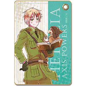 ヘタリア Axis Powers レザーパスケース デザイン05(イギリス)