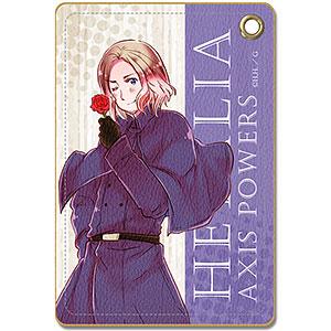 ヘタリア Axis Powers レザーパスケース デザイン06(フランス)