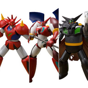 スーパーミニプラ 真(チェンジ!!)ゲッターロボ Vol.2 3個入りBOX (食玩)