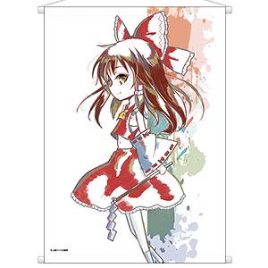 東方Project Ani-Artタペストリー(博麗霊夢)
