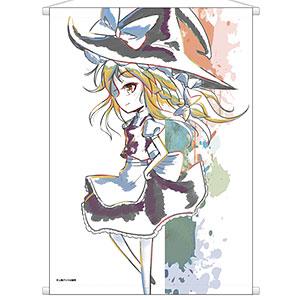東方Project Ani-Artタペストリー(霧雨魔理沙)