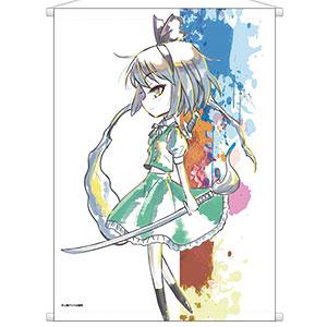 東方Project Ani-Artタペストリー(魂魄妖夢)