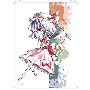 東方Project Ani-Artタペストリー(レミリア・スカーレット)