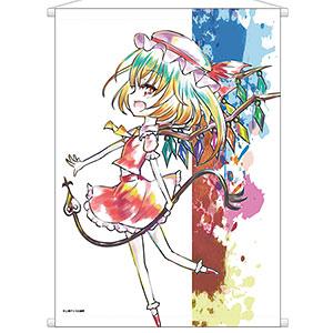 東方Project Ani-Artタペストリー(フランドール・スカーレット)