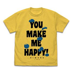 転生したらスライムだった件 みんなのリムル様 Tシャツ/BANANA-XL