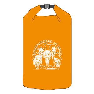 ヤマノススメ サードシーズン ねんどろいどぷらす 4Lスタッフバッグ オレンジ