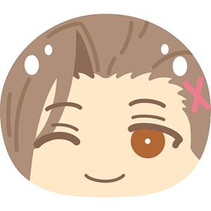アイドルマスターSideM おまんじゅうふかふかポーチ2 6.渡辺みのり