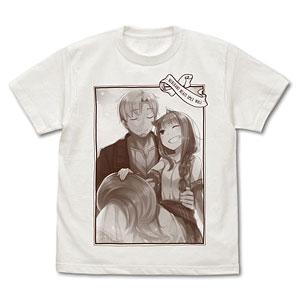 原作版 狼と香辛料 Tシャツ/VANILLA WHITE-XL