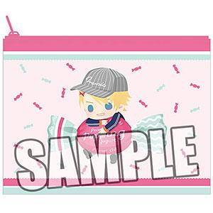 うたの☆プリンスさまっ♪ マルチポーチ Love Pop Candy ちびキャラVer.「来栖翔」