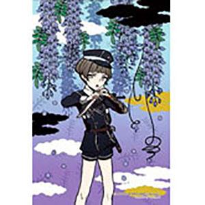 プリズムアートプチ ジグソーパズル 平野藤四郎(藤) 70ピース(97-205)