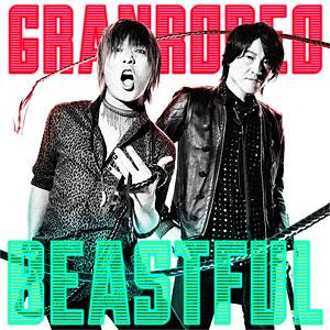 CD GRANRODEO / TVアニメ『バキ』OPテーマ「BEASTFUL」 通常盤