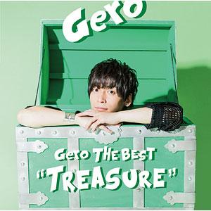 "CD Gero The Best ""Treasure"" 初回限定盤B"