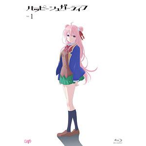 【特典】BD ハッピーシュガーライフ Vol.1 (Blu-ray Disc)