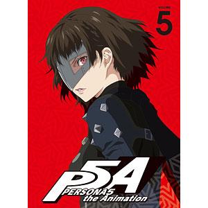 DVD ペルソナ5 5 完全生産限定版