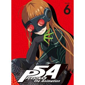 BD ペルソナ5 6 完全生産限定版 (Blu-ray Disc)