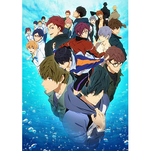 BD Free! -Dive to the Future- Vol.1 (Blu-ray Disc)