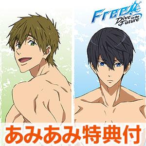 【あみあみ限定特典】DVD Free! -Dive to the Future- Vol.1