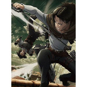 BD TVアニメ「進撃の巨人」 Season 3 (1) 初回限定版 (Blu-ray Disc)