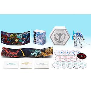 【特典】BD 機動戦士ガンダムUC Blu-ray BOX Complete Edition [RG ユニコーンガンダム 付属版]