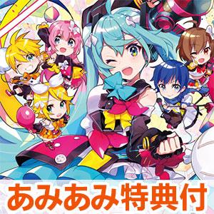 【あみあみ限定特典】BD 初音ミク「マジカルミライ 2018」Blu-ray限定盤