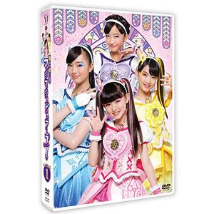 DVD 魔法×戦士 マジマジョピュアーズ! DVD BOX vol.1