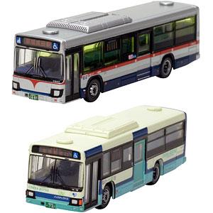 ザ・バスコレクション 千葉交通新旧カラー2台セット