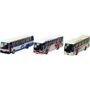ザ・バスコレクション いわき号30周年記念3台セット