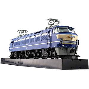 1/45 トレインミュージアムOJ No.4 電気機関車 EF66 後期型 プラモデル