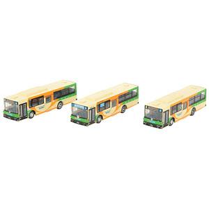 ザ・バスコレクション 都営バス富士重工業新7E 3台セット