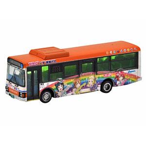 ザ・バスコレクション 東海バスオレンジシャトル ラブライブ!サンシャイン!!ラッピングバス2号車