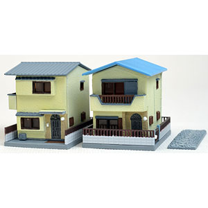 建物コレクション 041-4 建売住宅B4