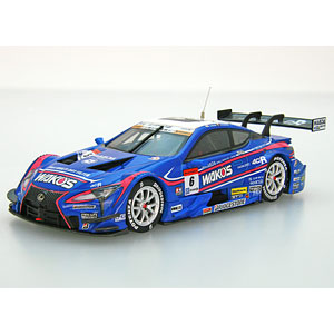 1/43 SUPER GT GT500 2017 WAKO'S 4CR LC500 No.6