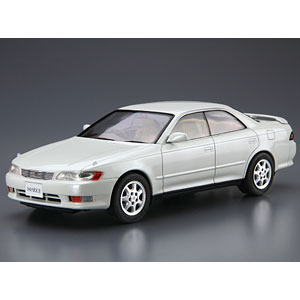 ザ・モデルカー No.90 1/24 トヨタ JZX90 マークII グランデ/ツアラー '92 プラモデル