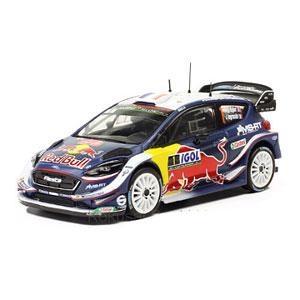 1/43 フォード フィエスタ WRC 2018年ツール・ド・コルス 優勝 #1 S. Ogier / J.Ingrassia