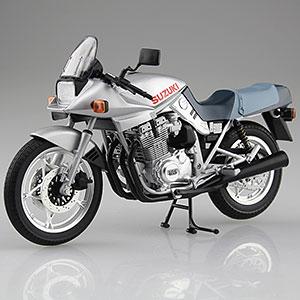 1/12 完成品バイク SUZUKI GSX1100S KATANA SL(銀)