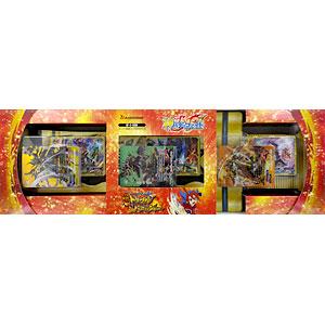 フューチャーカード 神バディファイト スペシャルシリーズ第2弾 ガルガデッキ3つ入り! 必殺! トリプルパニッシャー