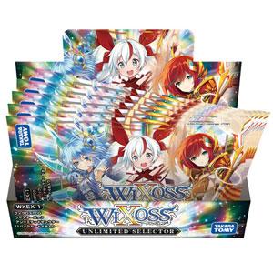 【特典】ウィクロスTCG ブースターパック アンリミテッドセレクター 5パック入りBOX